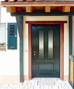 Holz Vordächer Für Haustüren : hausturen aus holz und aluminium ~ Articles-book.com Haus und Dekorationen