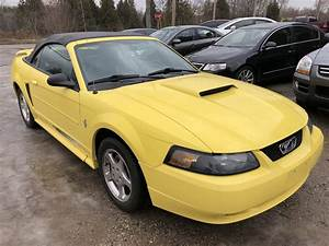 2003 FORD MUSTANG CONVERTIBLE – Premium Car Club