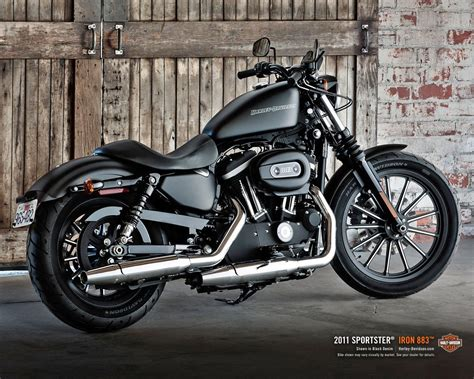 2016 Harley Davidson Sportster 883