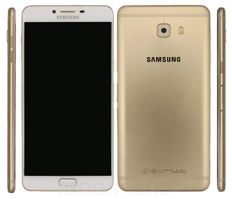 samsung galaxy c9 6 incher with amoled panel leaks galaxy c9 pro also in the gsmdome