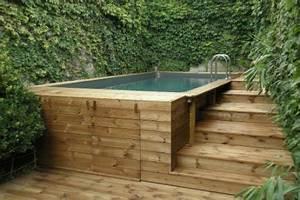 Terrasse Piscine Hors Sol : infos sur terrasse avec piscine hors sol d angle ~ Dailycaller-alerts.com Idées de Décoration
