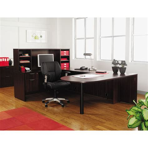 alera valencia series  top desk