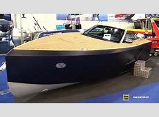 2018 Auto Boot Convertible Motor Boat based on Audi A4