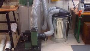 Dust Collection System in my Basement Workshop (The