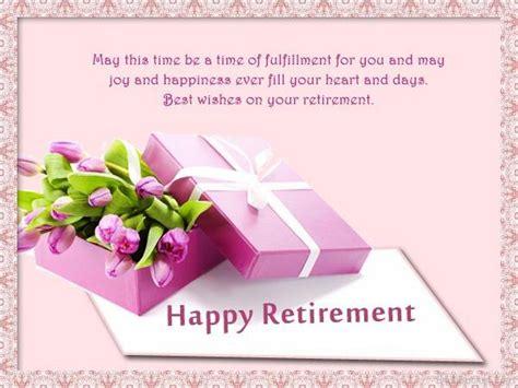 congratulations retirement wishes