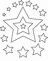 Coloring Pages Star Stars Printable sketch template