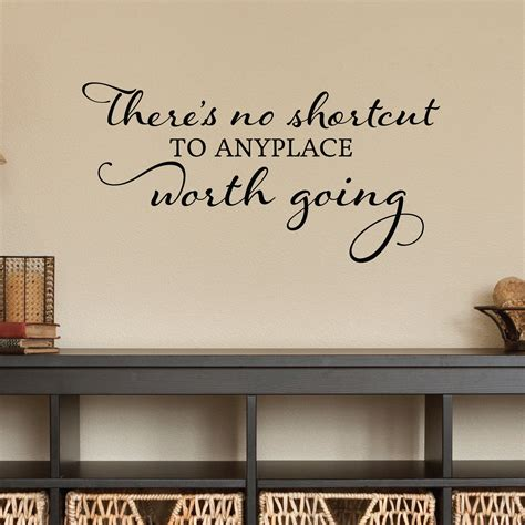 shortcut wall quotes decal wallquotescom