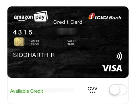10% cashback on emi transaction using icici bank credit cards for minimum purchase of rs.7,000 on amazon.in and amazon app. Hands on with Amazon Pay ICICI Bank Credit Card - CardExpert