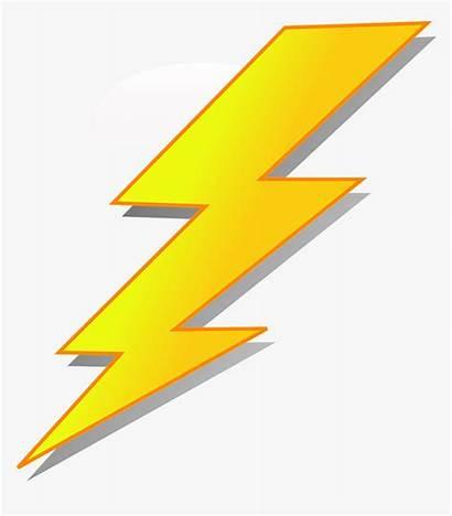 Lightning Bolt Bolts Drawings Clip Clipart Kindpng