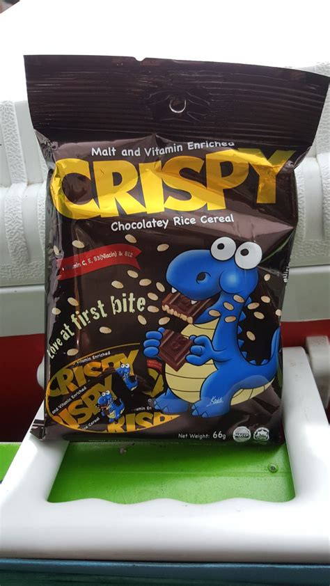 jual crispy coklat malaysia  lapak aryo fabyan aryofabyan