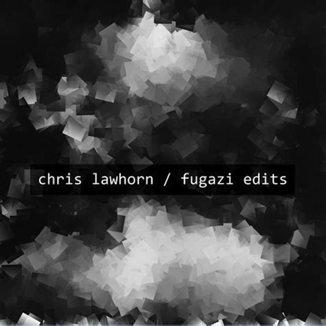 Fugazi, The Edits An Entire Discography Remixed Down To
