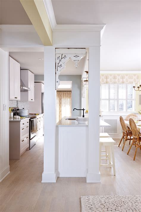 kitchen design ideas  long narrow room
