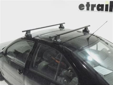 thule roof rack installation installing thule roof rack cosmecol