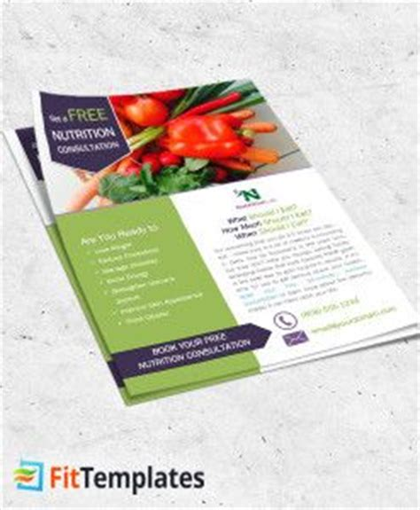 Health Coach Brochure Templates by 17 Best Images About Fitness Flyer Ideas On