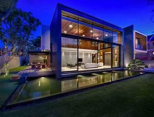 Maison De Ville Moderne Et Luxueuse Situ U00e9e  U00e0 Singapour  U2014 D U00e9co Id U00e9es Blog