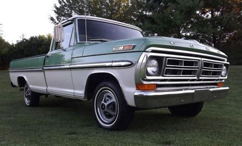 ford   series trucks