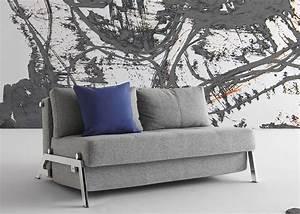 Canapé Lit Gris : canap lit sp cial petites surface chez ksl living ~ Teatrodelosmanantiales.com Idées de Décoration