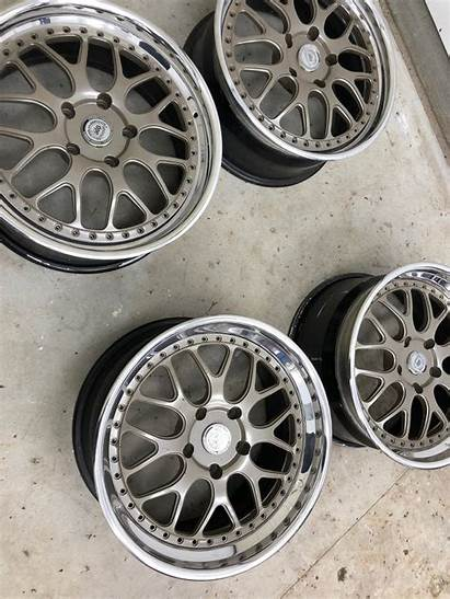 Wheels S20 Dpe 5x130 Piece Three Freshly