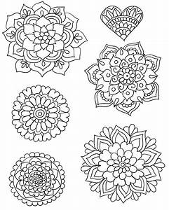 Diy shrinky dink charms shrinky dinks mandala and template for Shrinky dink printable templates