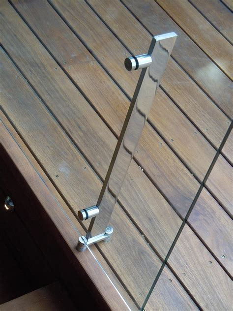 Top Mount Pool Fence   Thump Architectural Fittings