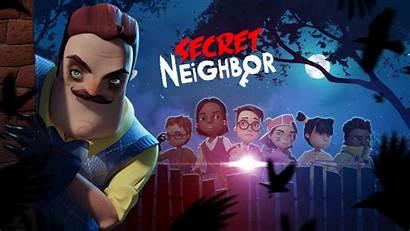 Neighbor Secret Launches Tomorrow Gaming