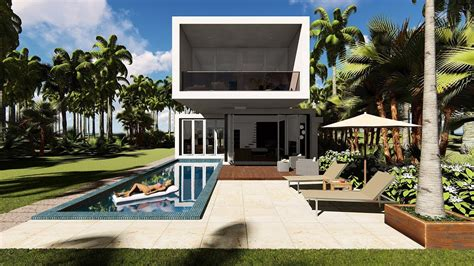 Lumion 8 Pro Render Modern House#3  Youtube