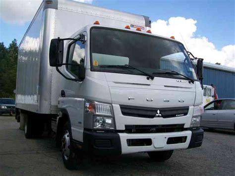 Mitsubishi Box Trucks by Mitsubishi Fuso 2013 Box Trucks
