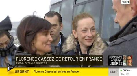 Florence Cassez libre: