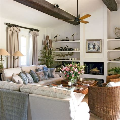 Colonialstyle Living Room  Living Room Ideas Living