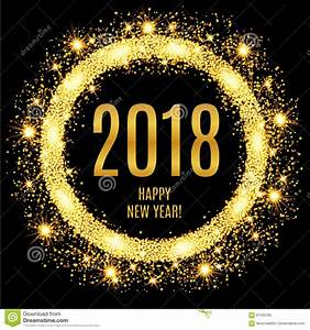 2018 Happy New Year Background - Happy New Year 2018 Pictures