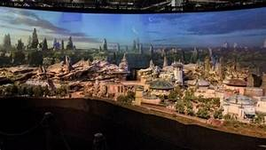 The Disney Star Wars Theme Park That Is Scheduled To Open ...