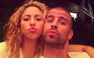 Shakira, Gerard Piqué Shut Down Divorce Rumors With Family ...