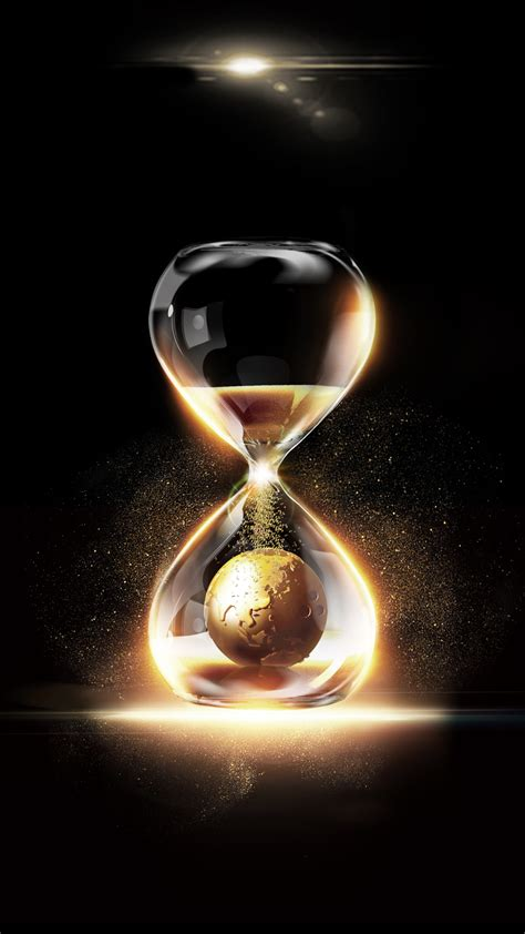 hourglass  background hourglass bright cool