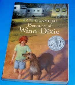 Winn-Dixie Book