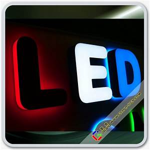 china led acrylic letters china led sign sign With acrylic letters with led