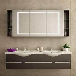 Konstanz Spiegelschrank Badezimmer Beleuchtet Online Kaufen