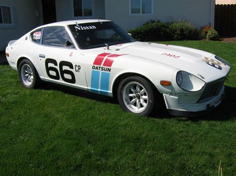 One Door Nissan Awesome Vintage Race Cars For Sale