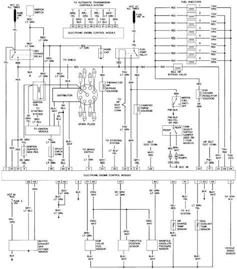 gasoline engine wiring  engine