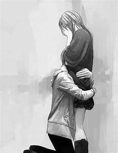 Anime sad couple | Tumblr
