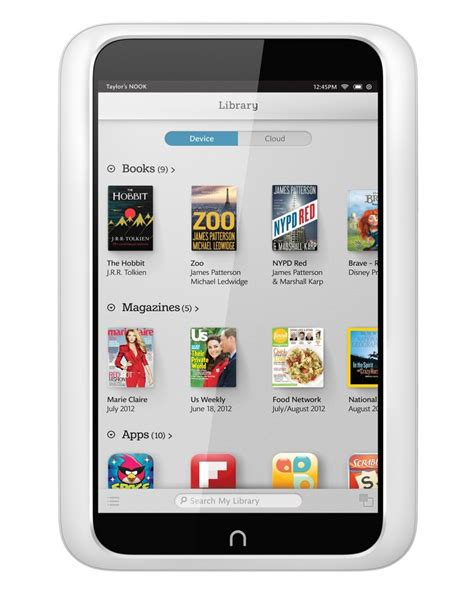 barnes and noble nook account nook hd tablet review technobooklet