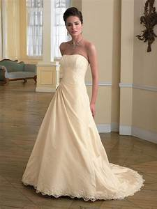 ivory champagne wedding dress With white and champagne wedding dress