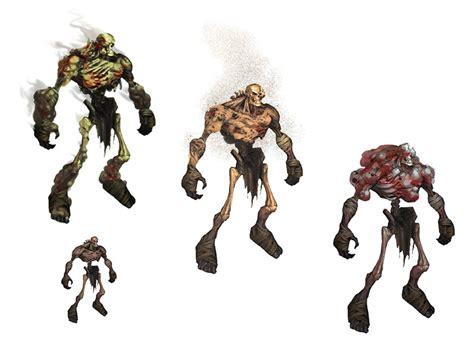 Darksiders - Creatures