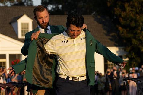 Tiger Woods congratulates Hideki Matsuyama for Masters win ...