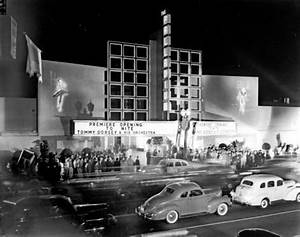 Vintage Los Angeles Sunset Strip In The 1940s GlamAmor