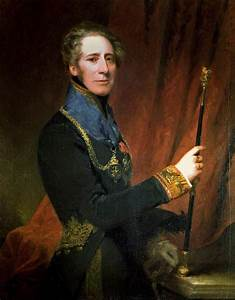 Augustus Clifford (1788–1877), Black Rod by unknown artist ...