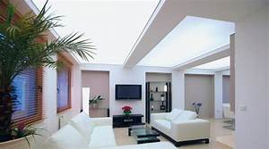 Suspended Ceiling Lighting Systems Barrisol Applications Residential Projects Barrisol Uk