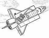 Spaceship Coloring Transportation Drawing Kb Getdrawings sketch template