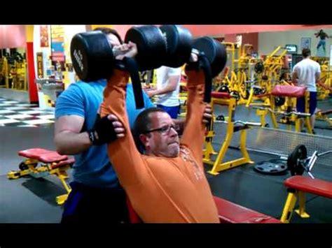 90 Pound Dumbbell Bench Press by 90 Pound Dumbbell Shoulder Press Bodybuilding 666