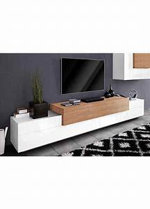 Tv Lowboard Holz : tv lowboard aus holz hochglanz online kaufen ~ Indierocktalk.com Haus und Dekorationen
