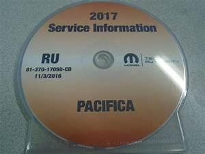 2017 Chrysler Pacifica Shop Service Repair Manual Cd